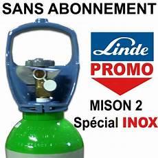 linde gas bouteille mison 2 sp 233 cial inox dues mobil 2 3