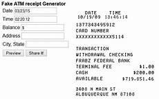 free online receipt generator to create custom receipts