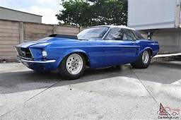 Ford Mustang Drag Racing Car For Sale