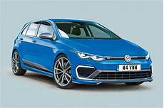 new 2020 volkswagen golf r to be the fastest with 400bhp