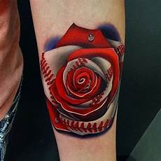 40 baseball tattoo designs and ideas i luve sports part 2