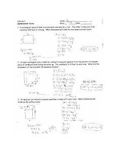 practice optimization cost problems answers i 7