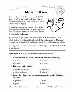 reading time worksheets for grade 2 3168 created resources ready set learn reading comprehension grade 2 tcr5938 supplyme