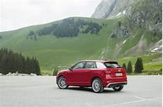 Audi Q2 Ausstattungsvarianten - 2016 audi q2 1 4 tfsi review review autocar