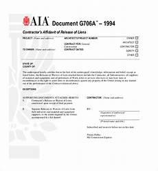 free 11 lien release sle forms in word pdf