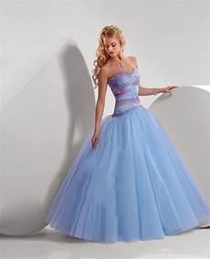 robe de bal robe 224 la mode robe de bal bleue