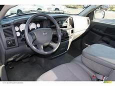 how it works cars 2008 dodge ram interior lighting medium slate gray interior 2008 dodge ram 1500 st regular cab photo 37960465 gtcarlot com