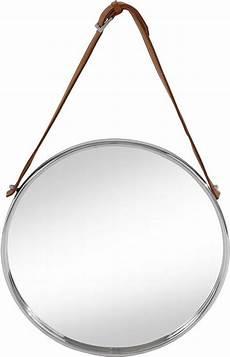 home affaire spiegel mit lederband aufh 228 ngung otto
