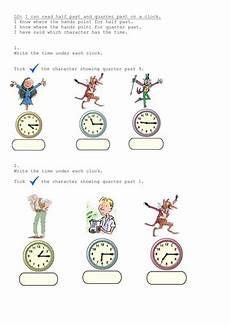 time worksheets ks1 quarter past 3066 ks1 roald dahl telling the time quarter past worksheet by pols5 teaching resources