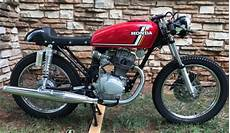 Cafe Racer Honda 125 For Sale