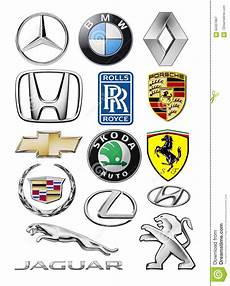 Collection De Logos De Diff 233 Rentes Marques Des Voitures