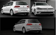 Golf Vii Phase 2 Restylage Novembre 2016 Infos