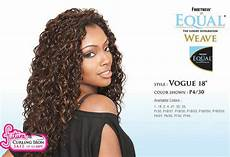 vogue quot freetress equal synthetic hair weave extension futura ebay