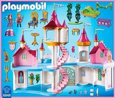 Playmobil Ausmalbilder Schloss Playmobil Princess Prinzessinnenschloss 6848 Migros