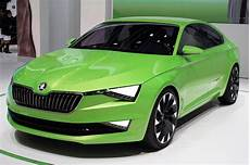 škoda visionc concept makes us want to this foreign
