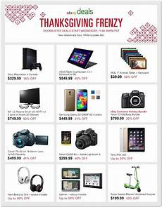 black friday ad roundup ebay daily deals will ps4