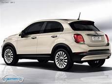 Fiat 500x Fotos Bilder
