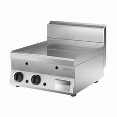 plancha electrique professionnelle plancha 233 lectrique gaz professionnelle 600x650mm bartscher