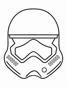 Malvorlagen Wars Raumschiffe Mask Coloring Pages Best Darth Vader Mask Coloring Page