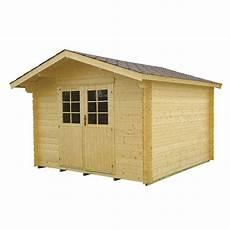 cabanon en bois castorama abri de jardin castorama abri luoman djudy prix 849 00