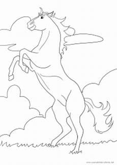 Malvorlage Steigendes Pferd Pferdebilder Ausmalen Ausmalbilder Pferde Viele