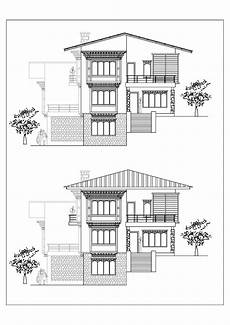 duplex house plans with elevation elevation of duplex building floor plans duplex architect