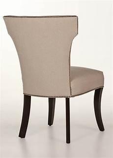 Nailhead Trim Dining Chairs