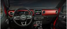 2020 jeep gladiator interior 2020 jeep 174 gladiator interior features