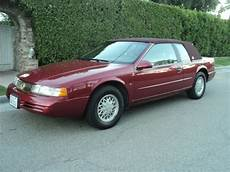small engine maintenance and repair 1994 mercury cougar spare parts catalogs 1994 mercury cougar xr7 absolutely one of a kind 25 349 verified low miles nice for sale