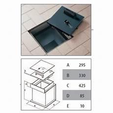 cassaforte da pavimento p 01 c con chiave cassaforte a pavimento 25 lt cits shop