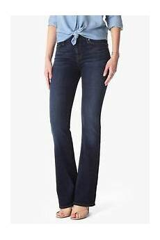 nwt 7 for all mankind kimmie boot cut form fitted in
