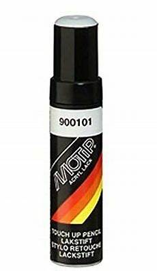 lackstift schwarz matt 1 x motip rally schwarz matt lackstift 12ml 900106 lack