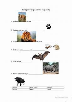 animal parts worksheets esl 14296 50 000 free esl efl worksheets made by teachers for teachers