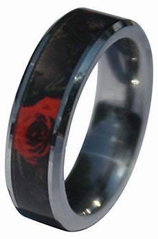 surefire designs womens camo wedding ring 6mm comfort fit