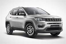 Jeep Compass Sport Plus Launched In India Prices Start