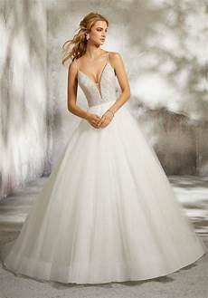 leandra wedding dress style 8286 morilee
