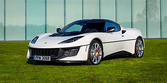 2017 Lotus Evora Sport 410 One Off Special Remembers