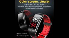 Bakeey Color Screen Ip68 Blood Pressure by Bakeey Q8s Ips Color Screen Sport Bluetooth Ip68 Blood