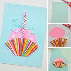 Ausgefallene Geburtstagskarten Selber Basteln - geburtstagskarten basteln 30 diy ideen die einfach und