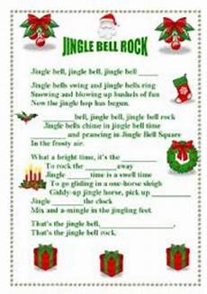 jingle bells swing and jingle bells ring exercises jingle bell rock