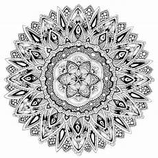 beautiful mandala flowers for printing lifestyle trends