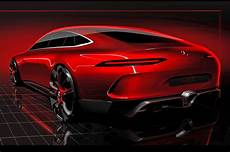 mercedes amg gt concept look review