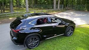 Lexus NX F Sport On Matte Graphite Vossen VFS1  Suv