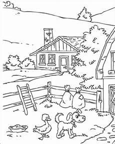 Ausmalbilder Vom Bauernhof Asumalbilder Ausmalbilder Bauernhof