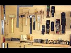 Organise Your Tools With These Custom Built Wall