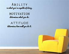 inspirational wall sticker quotes vinyl wall decal sticker inspirational attitude quote