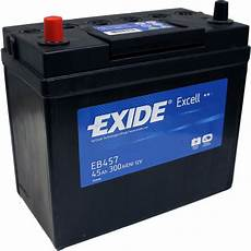 batterie toyota yaris toyota yaris 1 0 1999 exide excell 3 yr warranty car battery 45ah eb457 ebay
