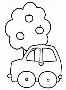 Einfache Malvorlagen Auto Ausmalbilder Autos 05 Ausmalbilder Ausmalen Auto Zum