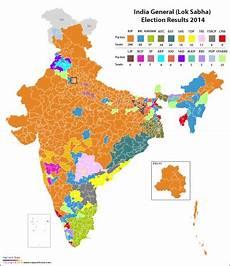 general lok sabha election results comparison 2014 vs 2019