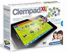 tablette tactile enfant leclerc tablette pour enfant notre avis sur la clempad xl de